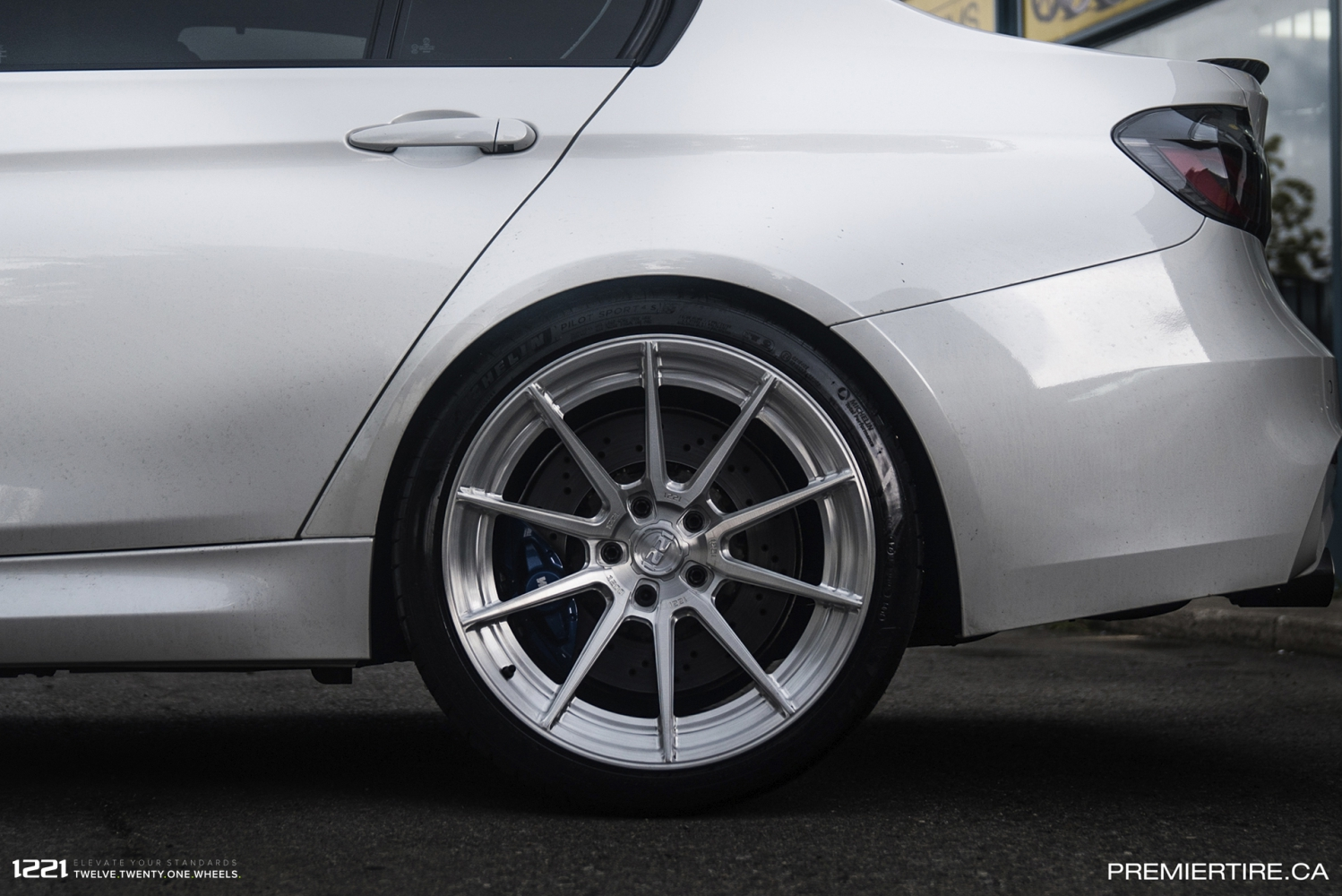 BMW M3 F80 Sedan Concave Wheels