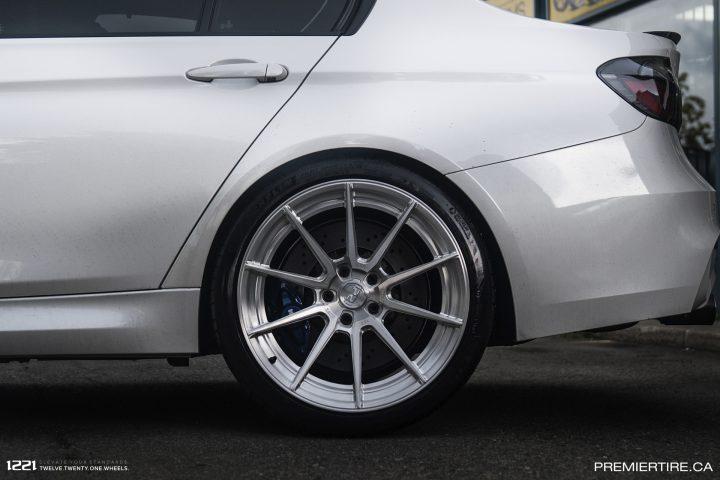 BMW M3 F80 Sedan Concave Wheels