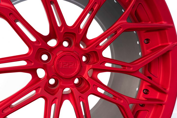 Custom Forged Concave Wheel