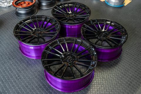 Lightweight Custom Concave Forged Wheels