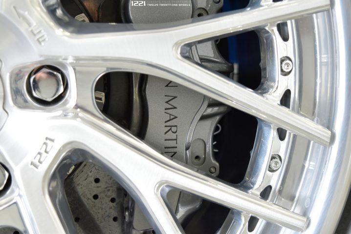 Aston Martin Vanquish S Forged Modular Concave Wheels