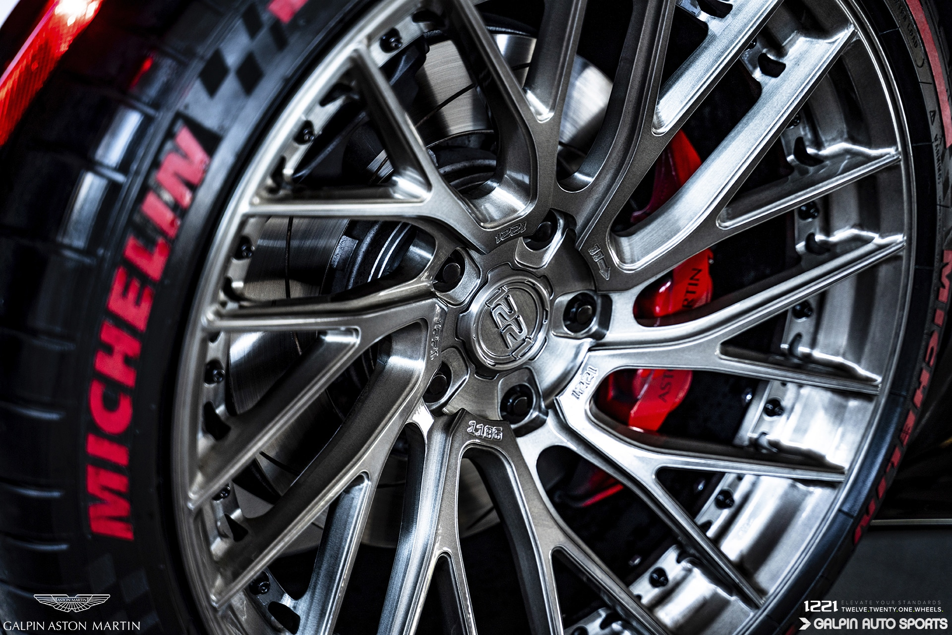 lightweight rotational concave wheels