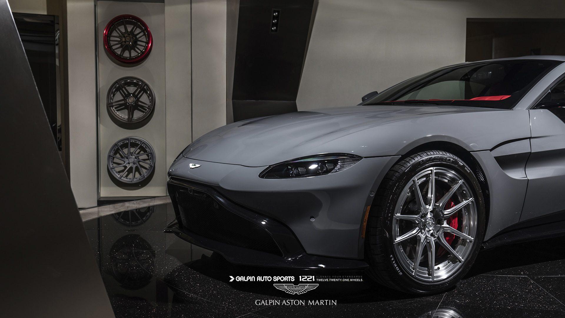 Aston Martin Vantage Concave