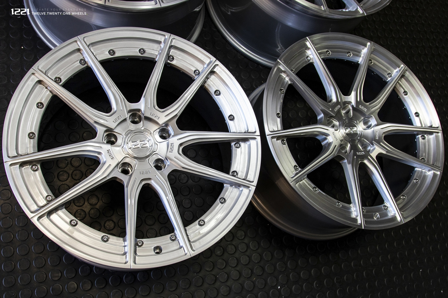 Concave Inexpensive Forged Wheel