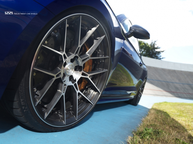 Audi RS5 Quattro forged concave wheels