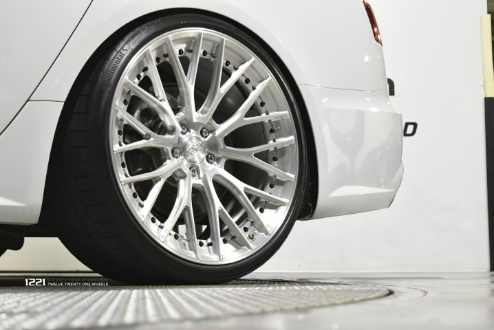 Audi A6 Forged Modular Concave Wheels