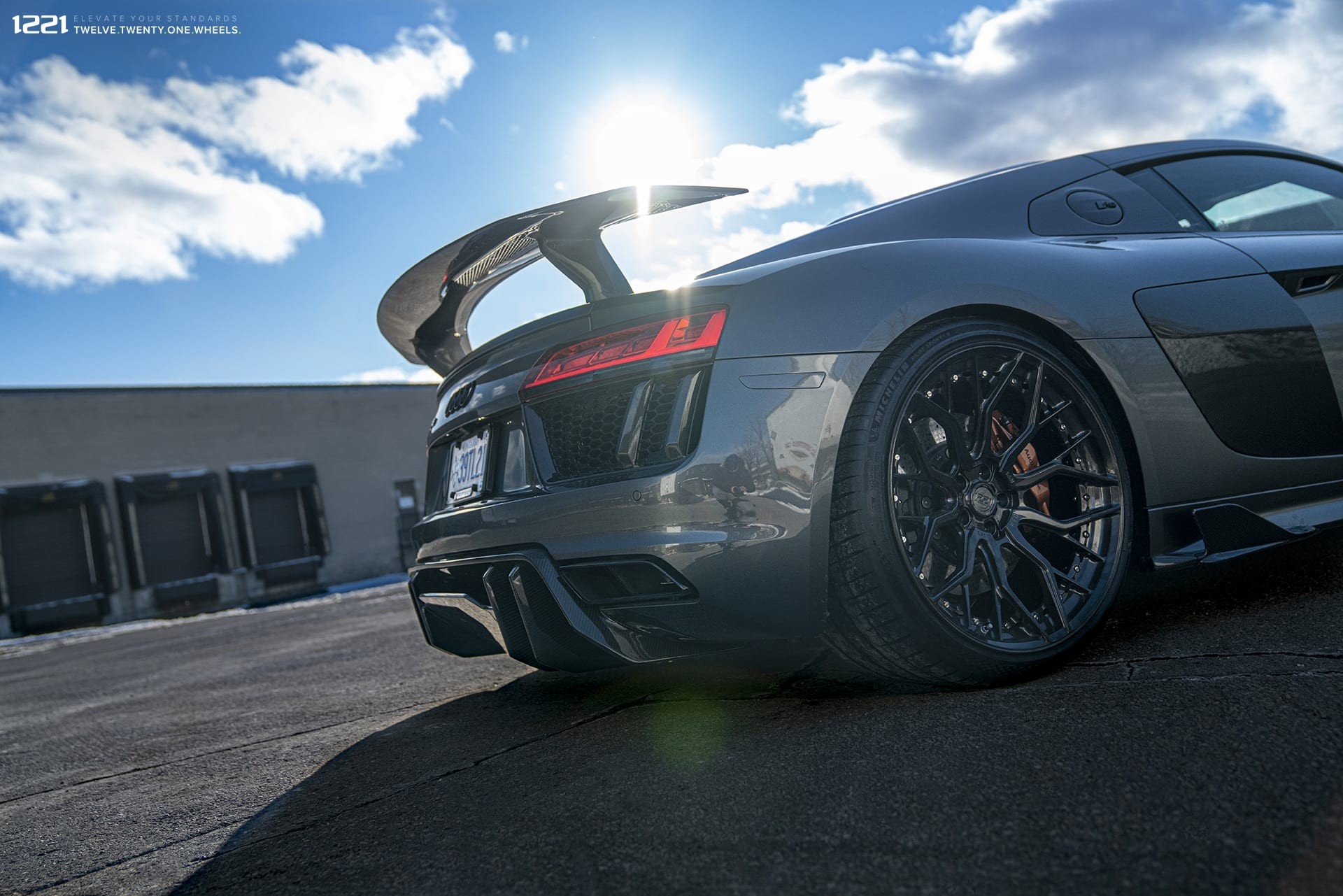 Audi R8 Forged Wheels