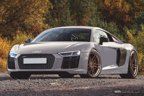 Audi R8 V8 V10 Custom Wheels