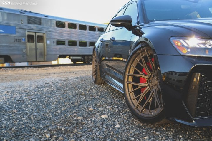 Audi RS6 Forged Wheels