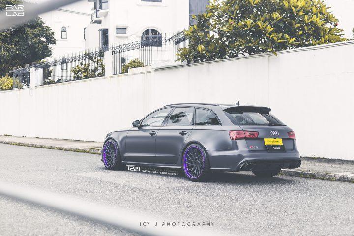 Audi RS6 Wagon Quattro Avant A6 S6