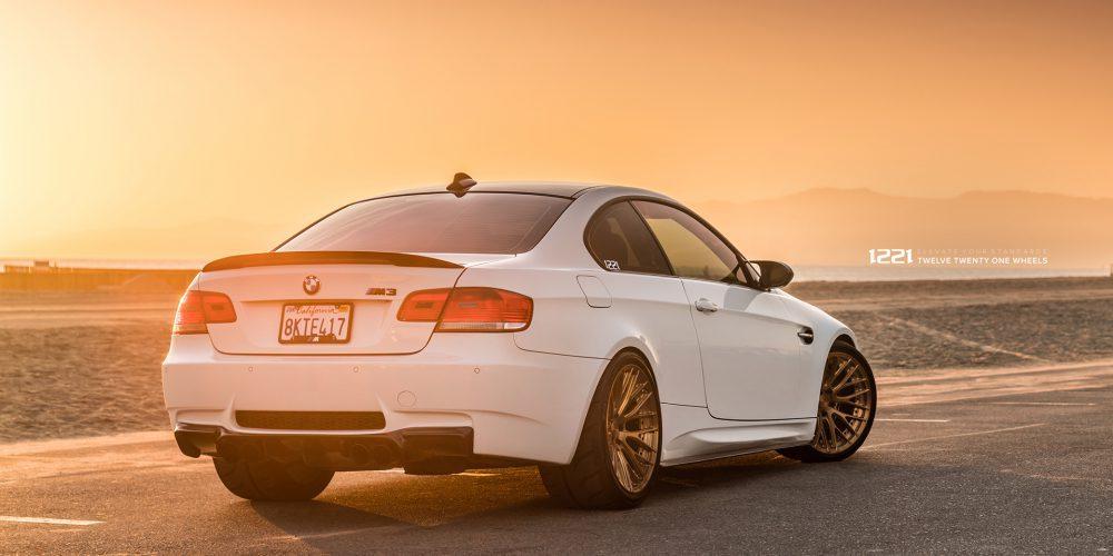 19 Inch BMW M3 E92 Concave Wheels