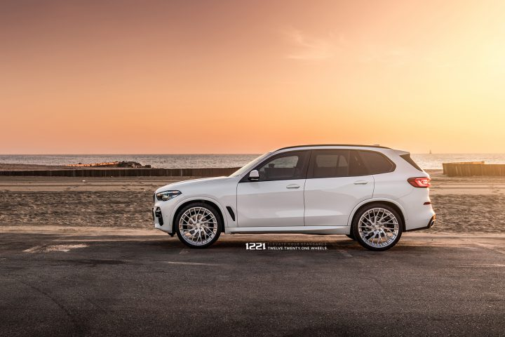 24 Inch BMW X5 G05 Concave Wheels