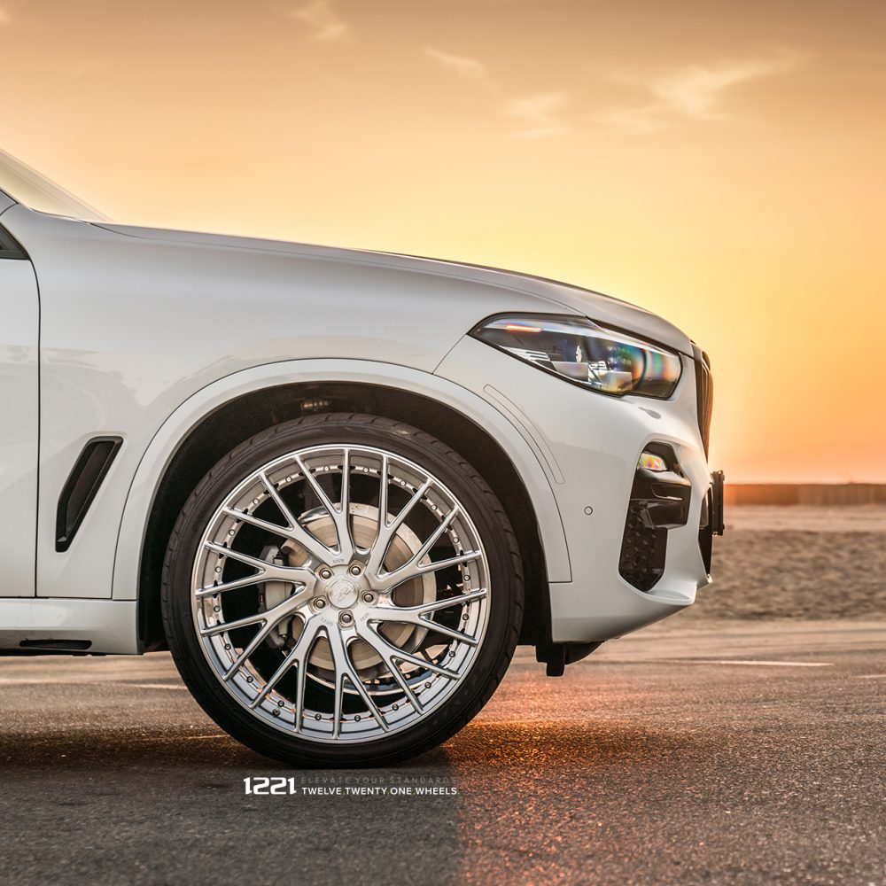 24 Inch BMW X5 G05 Concave Wheels