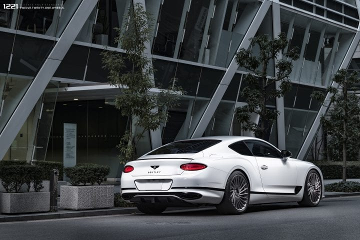 Bentley GT Forged Wheels