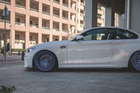 BMW F87 M2 Custom Wheels
