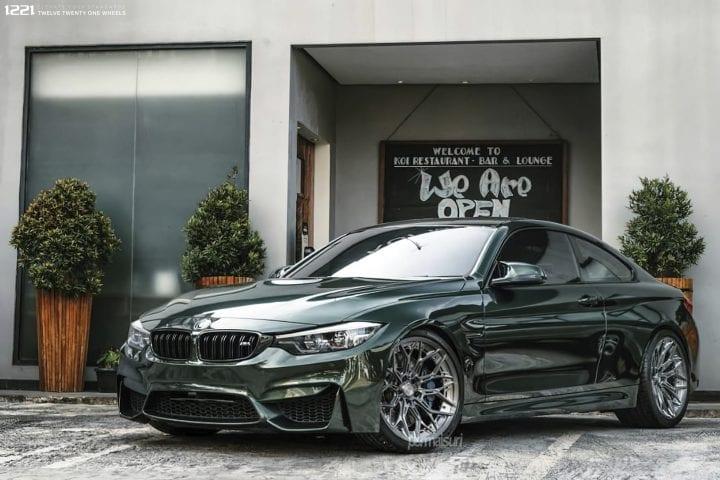 BMW M4 Forged Wheels