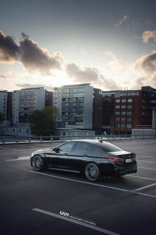 BMW M5 F90 Sedan Msport