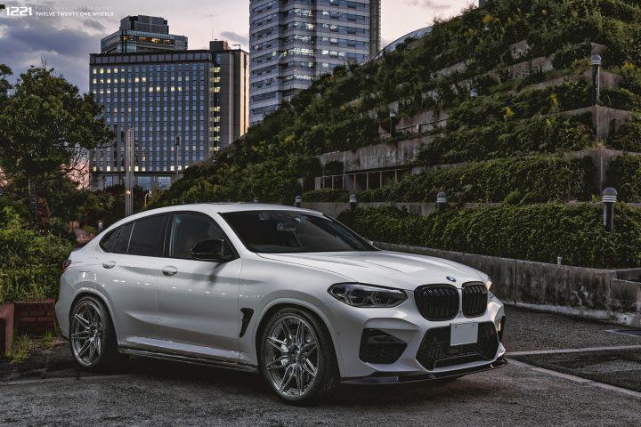 BMW X4m Forged Wheels