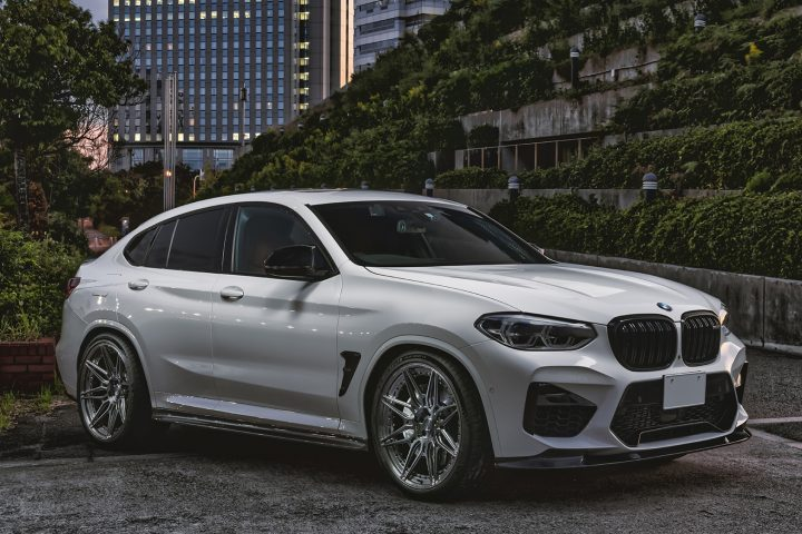 BMW X4m Forged Wheels