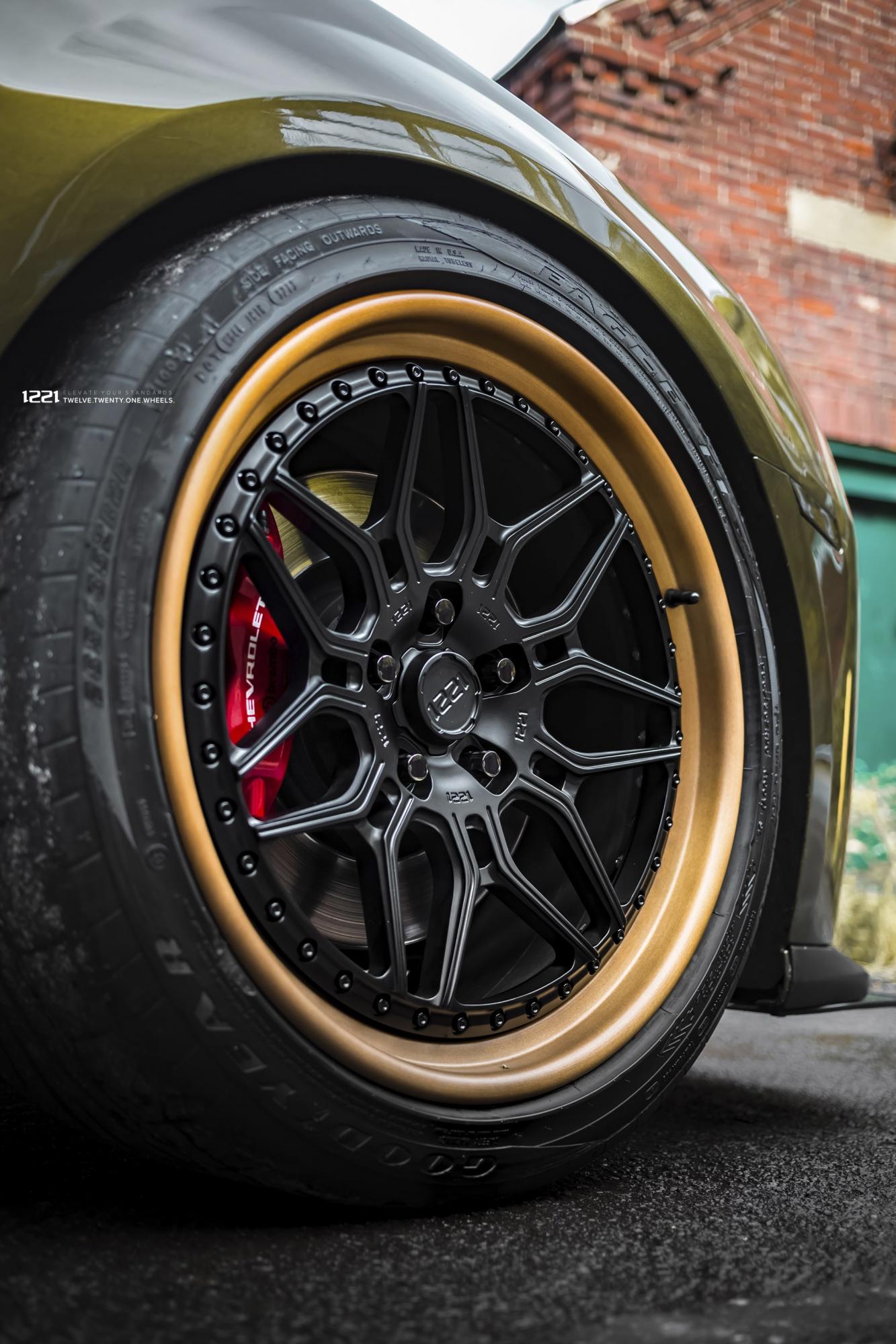 lip rim forged wheels