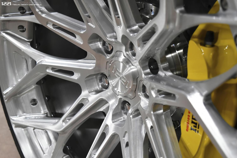 Ferrari 458 Italia Forged Wheels
