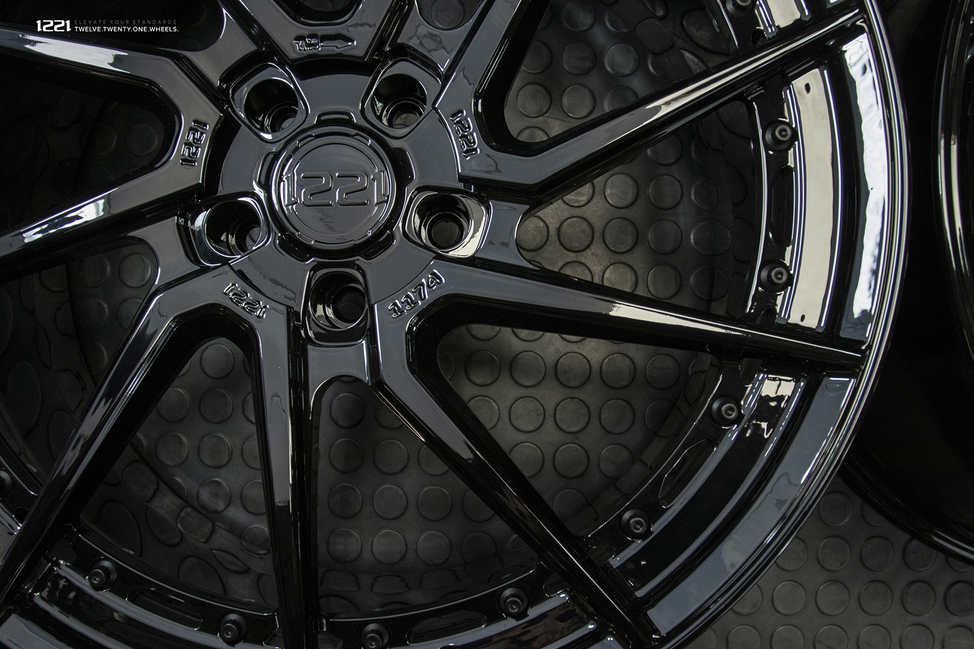 Forged Modular Rotational Concave Wheel
