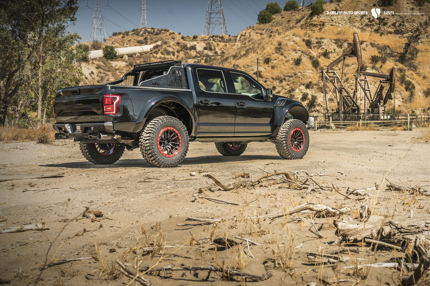 Ford Raptor S SVIPE Salomondrin
