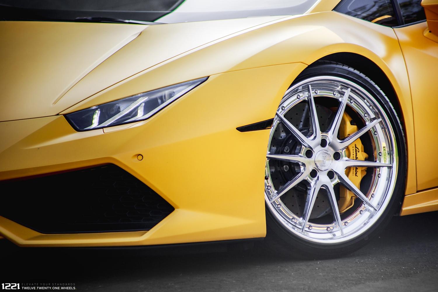 Lamborghini Huracan Forged Wheels