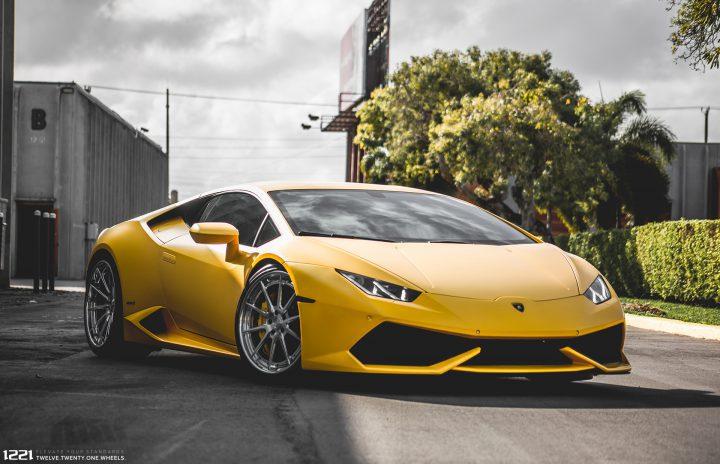 Lamborghini Huracan Forged Wheels