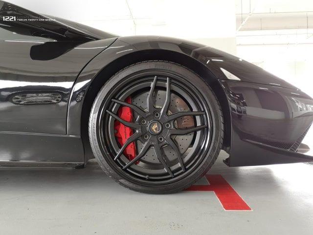 Lamborghini LP640 Forged Wheels