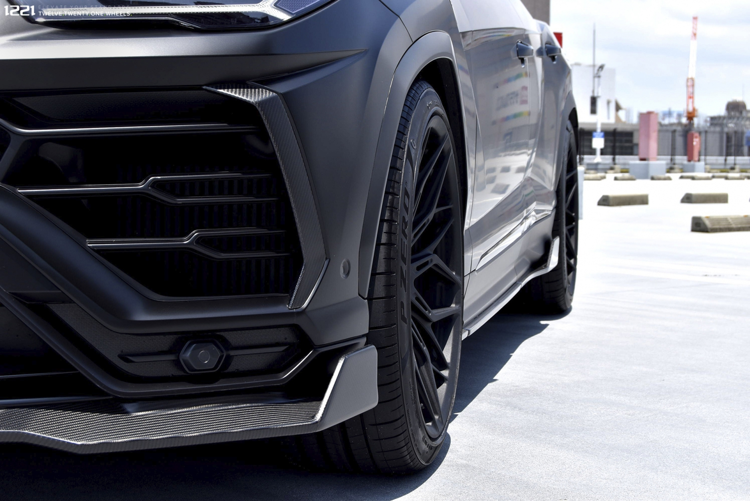 Lamborghini Urus 23 inch Forged Wheels