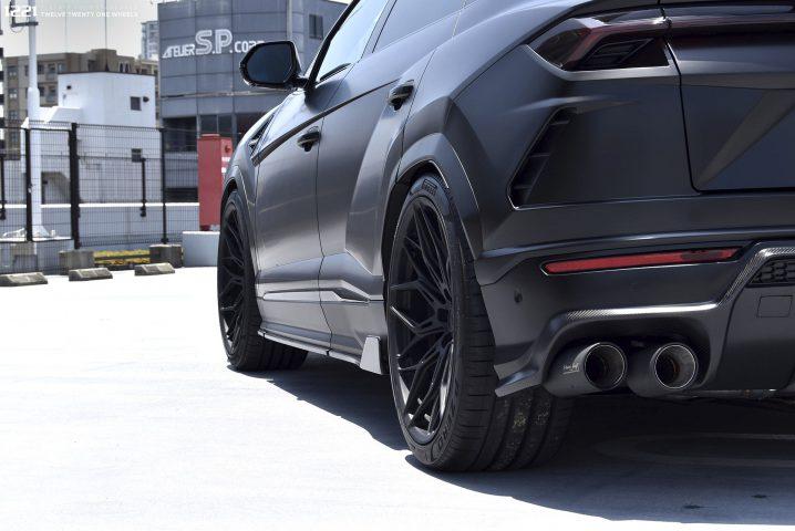 Lamborghini Urus 23 inch Forged Wheels