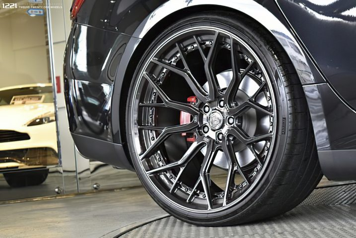 Maserati Ghibili Forged Wheels