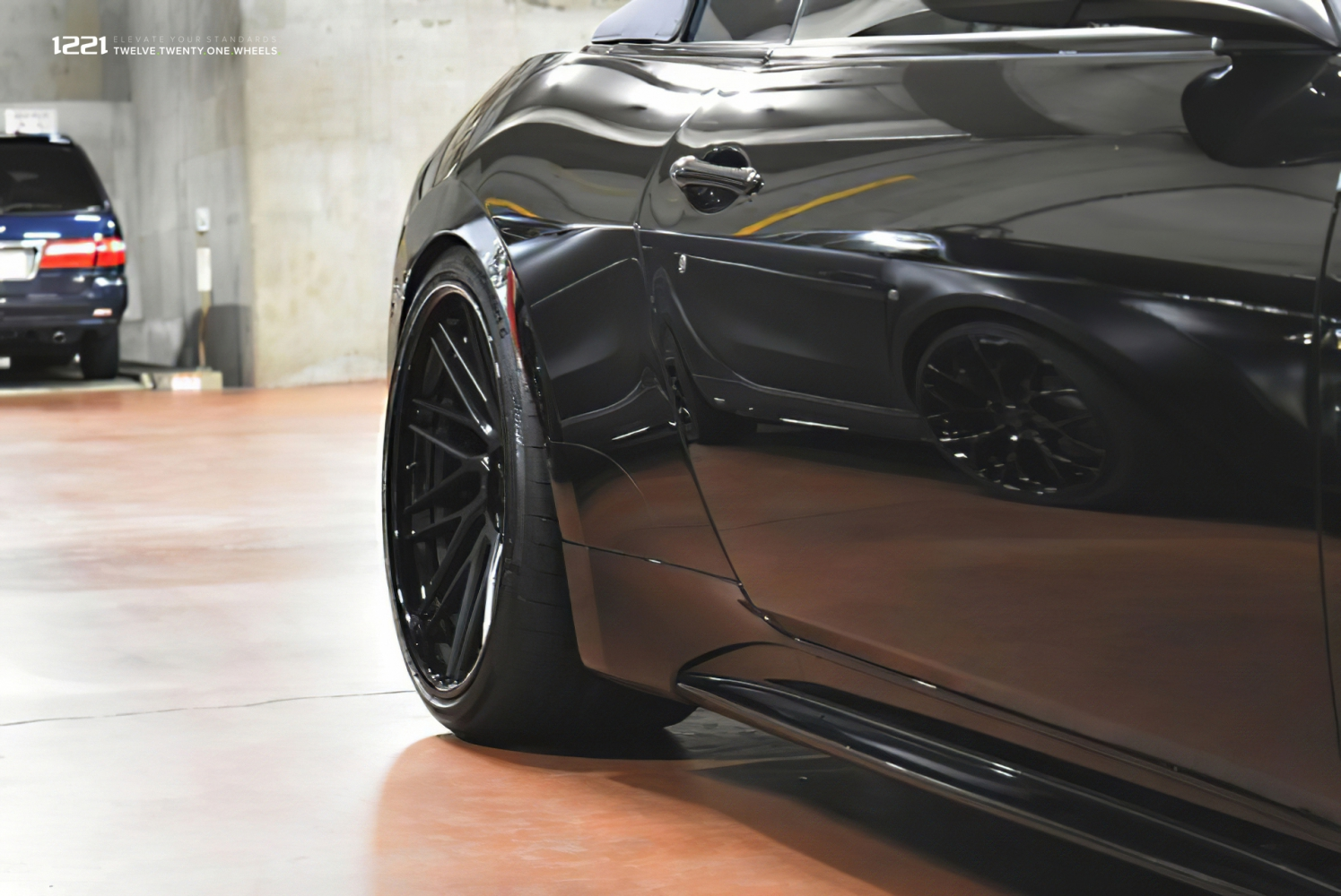 Maserati GT GranTurismo Cabriolet Coupe Forged Concave Wheels