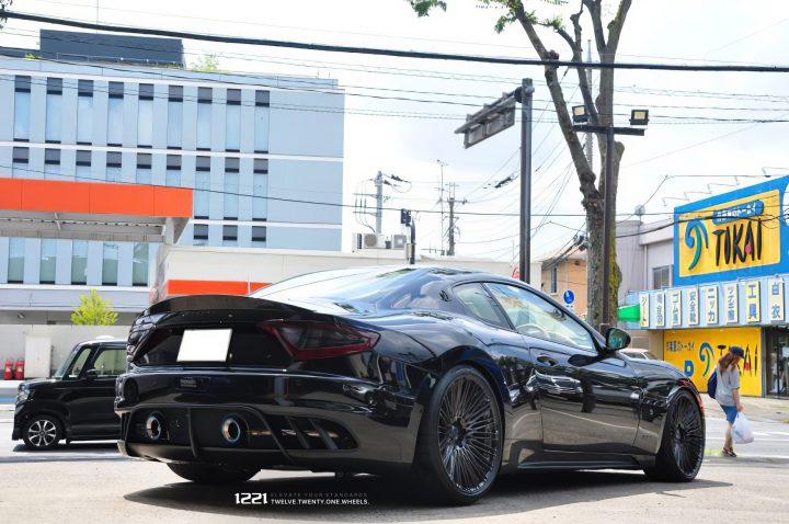 Maserati Gran Turismo Forged Wheels