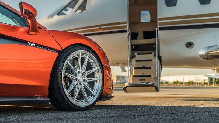 McLaren 570s Super Hyper Car Forged Concave Wheels