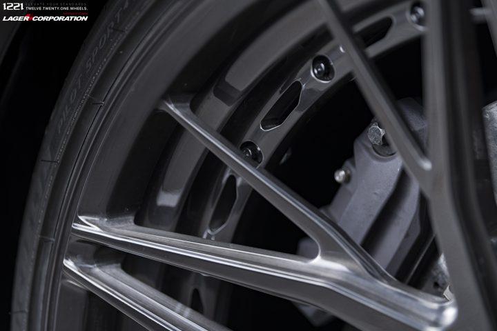 McLaren 570s Forged Wheels