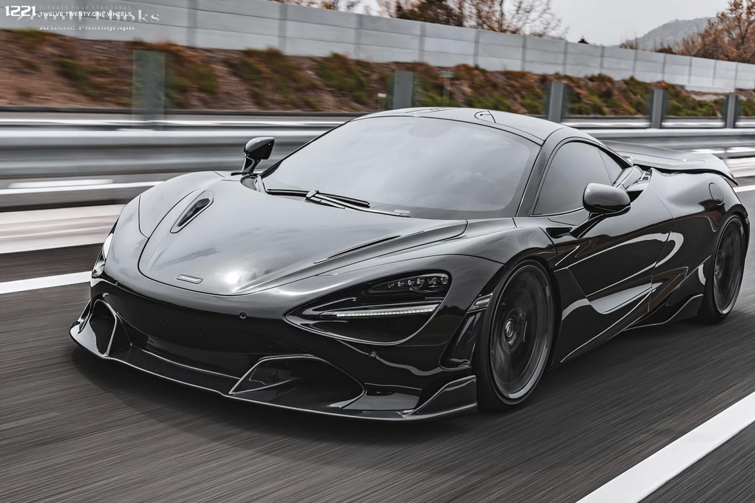 Mclaren 720s Forged Wheels