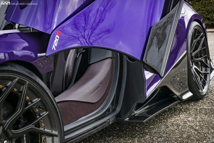Mclaren 720s Forged Wheels