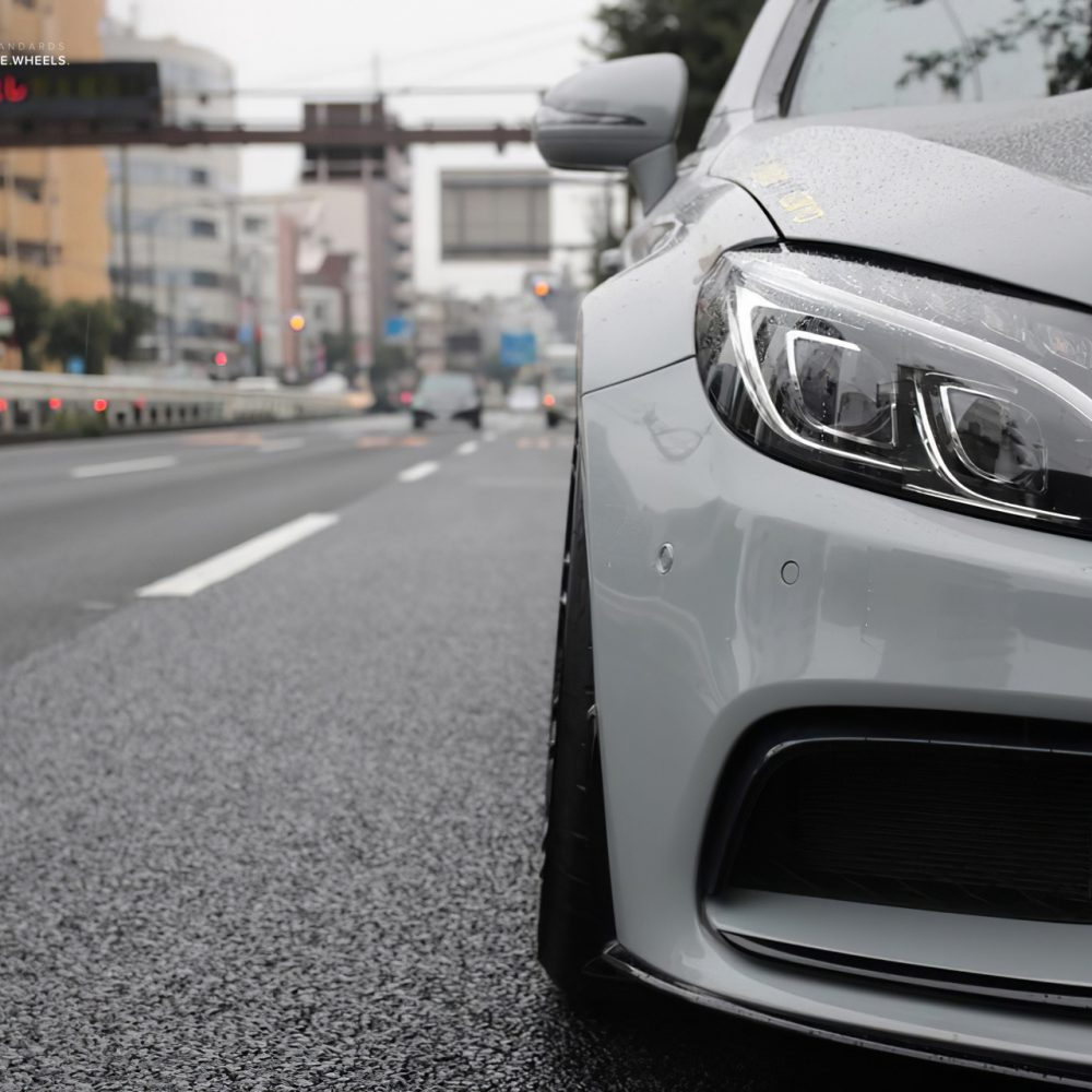 Mercedes-Benz C63 AMG Coupe Forged Concave Wheels