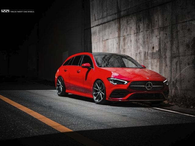 Mercedes CLA Forged Wheels