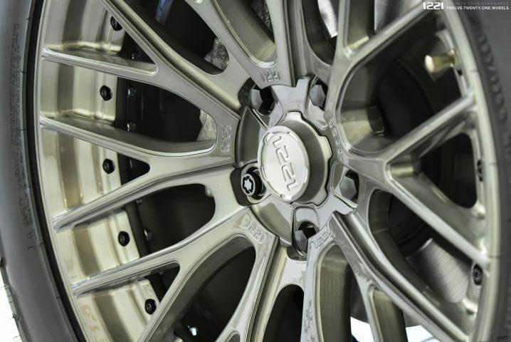 Mercedes Benz G350d Forged Modular Concave Wheels