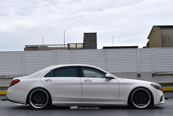 Mercedes Benz S63 Forged Wheels