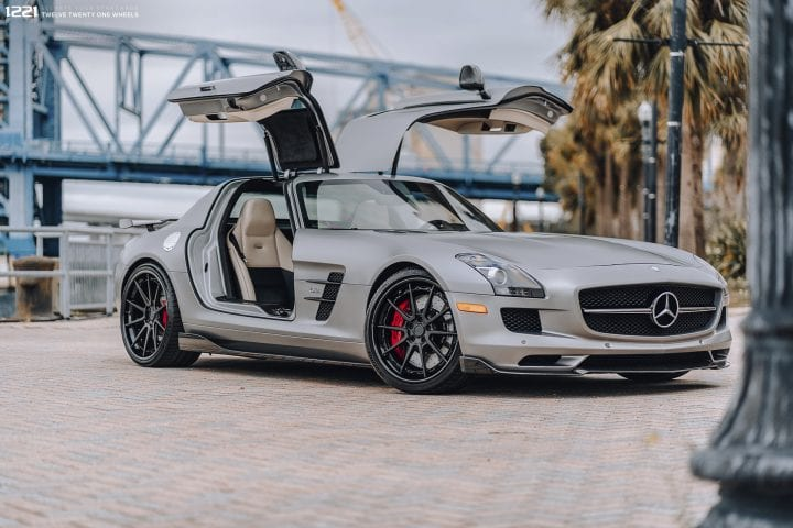 Mercedes SLS Forged Wheels