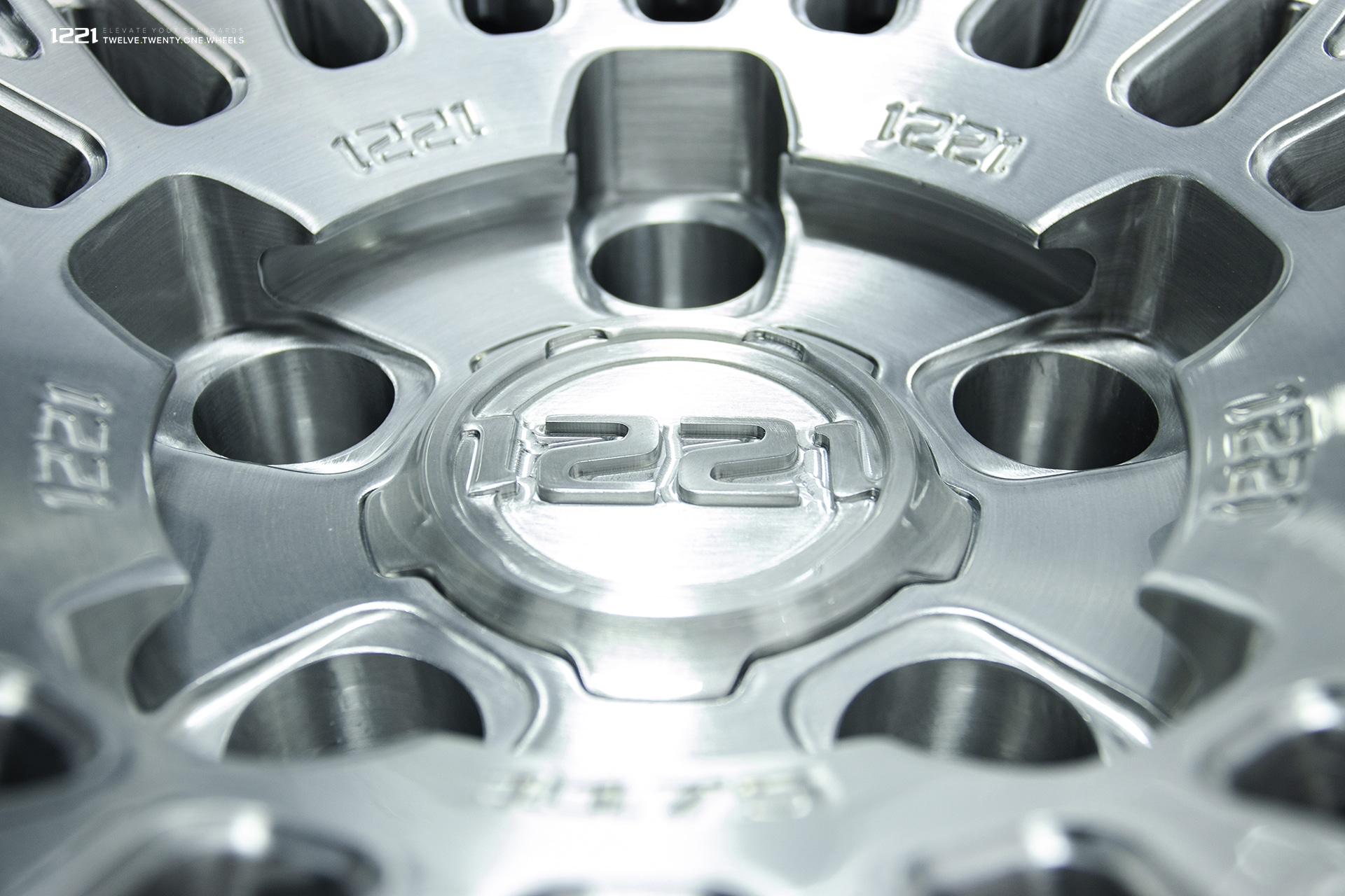 Forged Modular Concave Wheel