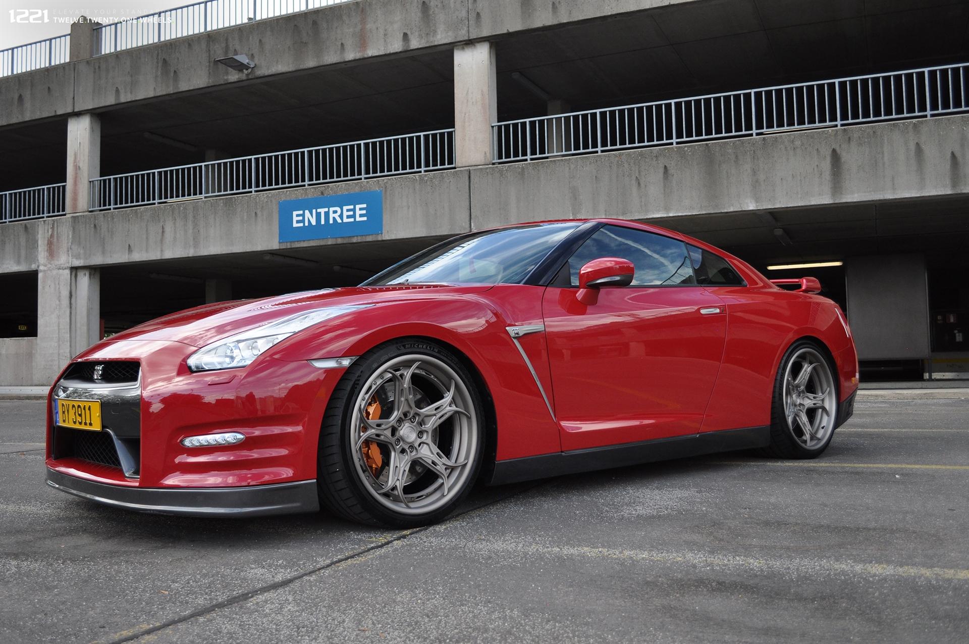 Nissan GTR Forged Wheels