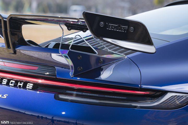 Porsche 992 Carrera S Forged Wheels
