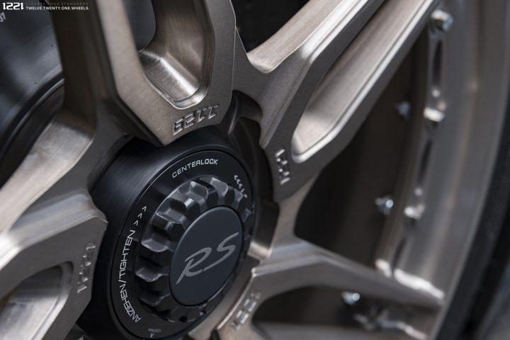 Porsche GT3RS forged concave wheels