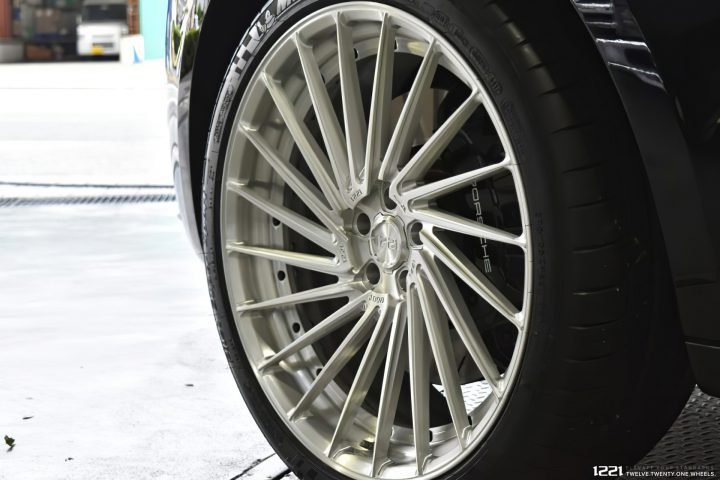 Porsche Macan Turbo Forged Modular Concave Wheels
