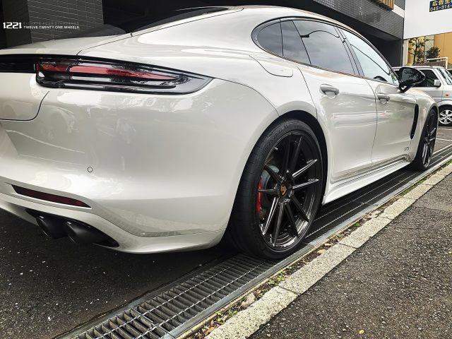 Porsche Panamera GTS Forged Wheels